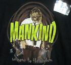 Mick Foley WWF Wrestling Shirts