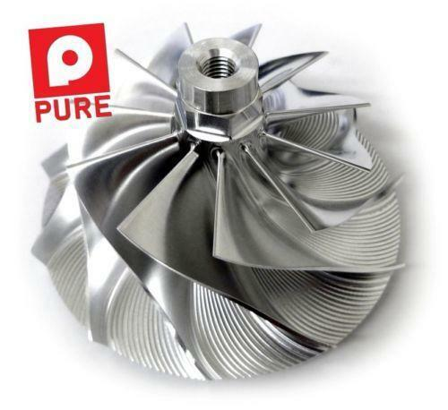 Turbocharger Turbine Wheel Manufacturing Process: Billet Compressor Wheel: Turbo Chargers & Parts