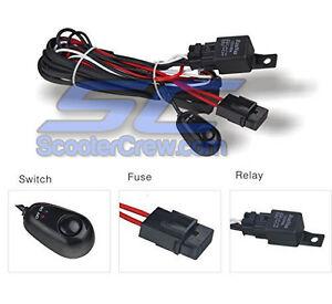 rzr rzr4 polaris utv part wire harness led light bar ranger side x side rv atv
