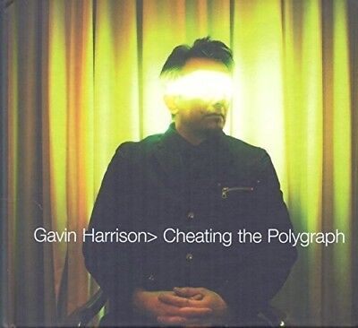 Gavin Harrison   Cheating The Polygraph  New Cd