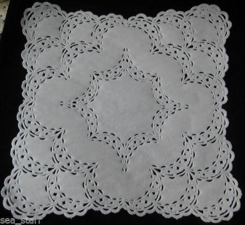 paper lace doilies for sale If you're searching for elegant french lace paper doilies, check out the massive selection at paper mart today for low prices and high-quality products.
