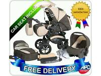 Baby merc Q7 travel system