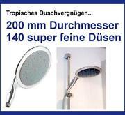 Duschkopf XXL