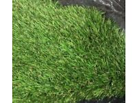 4x5 metres of artificial grass for sale cheap
