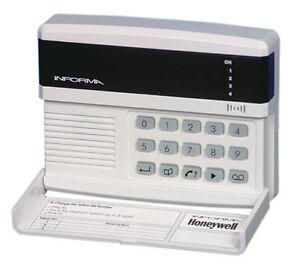 Honeywell ADE 8EP276-A UK Informa speech dialler
