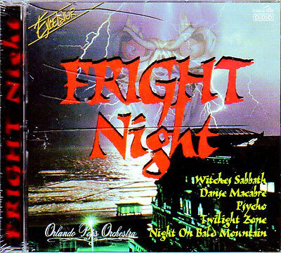 Excelsior FRIGHT NIGHT: RARE 1996 CREEPY CLASSICAL HALLOWEEN MUSIC & SOUNDS! - Creepy Halloween Music