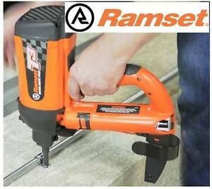 NEW RAMSET SINGLE SHOT GAS FASTENER - 128393270 - T3 Single Pin Gas-Powered Tool