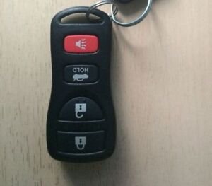 NISSAN CWTWB1U758 Factory OEM KEY FOB Keyless Entry Remote Alarm