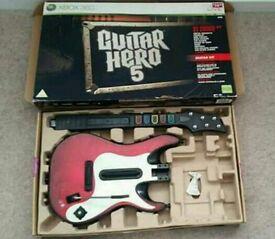 Guitar hero(Guitars only)