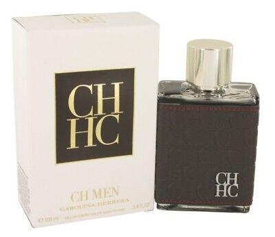 Ch Men By Carolina Herrera 3 4 Oz Edt Cologne For Men New In Box
