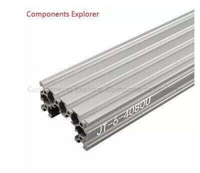 1000mm 4080u T Slot Aluminum Extrusion Profile C-beam Cnc Router