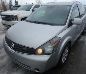 2008 Nissan Quest SL Mini van, All power option, MINT Condition.