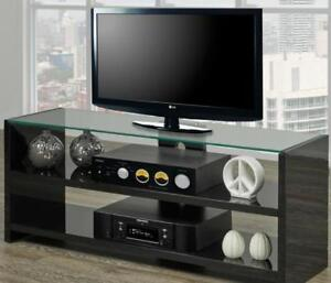 Black TV Stand Caledon (IF501)