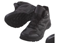 Line new: Men's Boots (size: 10, eu44) padded ankles, and very lightweight. Collection only £9