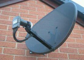 sky dish and cctv install