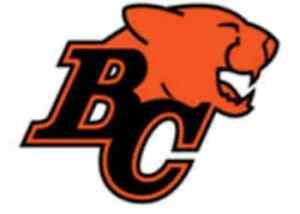 Blue Bombers vs BC Lions ROW ONE Saturday October 8