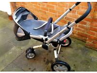 Quinny buzz 3 pushchair stroller baby seats carriers