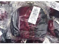 Bay Trading snake bags - brand new