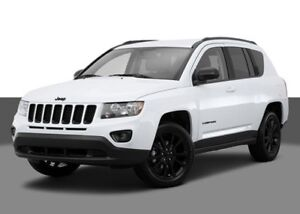 2015 Jeep Compass Sport/North 4x4, Bluetooth, Sirius Radio, D...