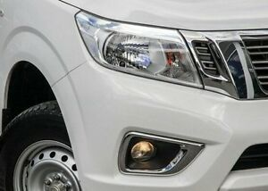 2016 Nissan Navara D23 RX White 7 Speed Sports Automatic Utility Victoria Park Victoria Park Area Preview