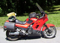 Looking for motorcycle touring company