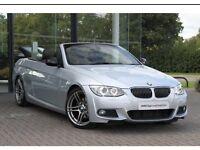 BMW 320d Sport Plus Edition Convertible