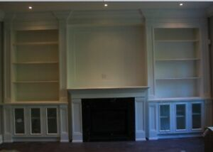 Wall Closet | Carpentry and Woodworking Services in Toronto (GTA ...