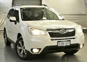 2015 Subaru Forester S4 MY15 2.5i-L CVT AWD Special Edition White 6 Speed Constant Variable Wagon Myaree Melville Area Preview