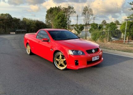 2009 Holden Ute VE MY09.5 SS V Red 6 Speed Sports Automatic Utility Darra Brisbane South West Preview