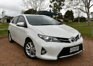 2015 Toyota Corolla ZRE182R Ascent Sport S-CVT White 7 Speed Constant Variable Hatchback Ingle Farm Salisbury Area Preview
