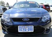 2014 Ford Falcon FG MkII XR6 Blue 6 Speed Sports Automatic Sedan Bellevue Swan Area Preview