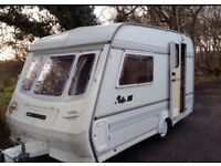 Compass rally 1994 2 berth in mint condition with awning