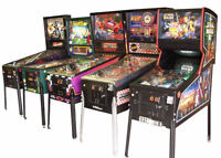 VIDEO & ARCADE GAME & PINBALL RENTALS in Windsor