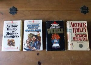 Arthur Hailey Novels