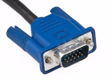 VGA 1.5m Male to Male Cable To Go