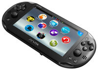 Ps vita slim +32GBmemory+freedom wars and some downloaded games
