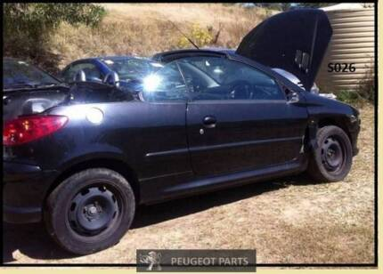 WRECKING 2006 PEUGEOT 206cc CONVETIBLE PETROL FREE DELIV S026 Villawood Bankstown Area Preview