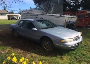 1996 Ford Cougar