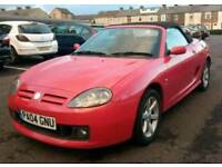 2004 Mg Tf 1.8 petrol convertible Brilliant drives Cheapest and Bargain price