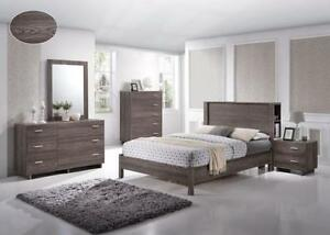 8 PCS QUEEN BEDROOM SET LIMITED OFFER ONLY FOR 1499$