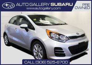 2016 Kia Rio EX+ | SUNROOF | ALLOY WHEELS | BACK UP CAMERA | HE