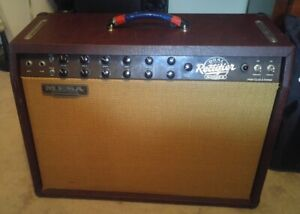 Trade Mesa Boogie Dual Rectifier combo for Pro acoustic