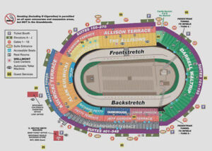 Bristol Spring 2019 Night Race Weekend Tickets Allison Terrace H