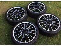 "BMW MINI R56 R113 JCW Alloy Wheel 7 x 18"" ET52 Z7765"