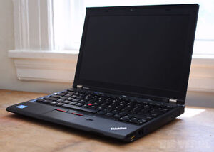 LENOVO T 430 INTEL CORE i5 3320M 2.60GHZ 500GB HD 4GBRAM W7