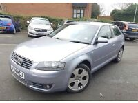 Audi a3 tdi 3dr manual Full services history