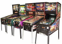 VIDEO & ARCADE GAME & PINBALL RENTALS in Kingston