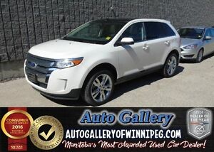 2013 Ford Edge Ltd AWD *Lthr/Nav