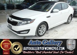 2013 Kia Optima LX *Htd. Seats/Pano