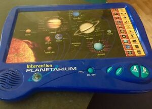 Space toy. Interactive Planetarium board of space facts Redcliffe Belmont Area Preview